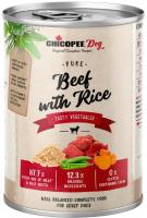 Корм для собак Chicopee Adult говядина с рисом / H5092 (400г) -