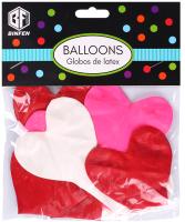 Набор воздушных шаров Darvish Ассорти (10шт) -