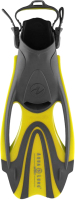 Ласты Aqua Sphere Zinger FA2591071LV1 (L, серый/ярко-желтый) -