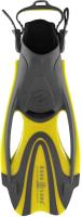 Ласты Aqua Sphere Zinger FA2591071MV1 (M, серый/ярко-желтый) -