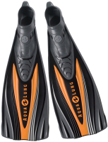 Ласты Aqua Lung Sport Express 214260 (черный/оранжевый, р. 40-41) -