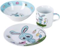 Набор столовой посуды Доляна Крош / 3850486 (3 предмета) -