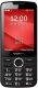 Мобильный телефон Texet TM-308 (черный/красный) -