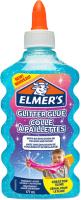 Клей силикатный Elmers Glitter Glue / 2077252 (голубой) -