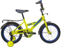 Детский велосипед Black Aqua DD-2002 (лимонный) -