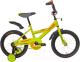 Детский велосипед Black Aqua Base DD-2002B (салатовый) -