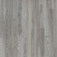 Паркетная доска Polarwood Ash Premium 138 Chevalier Grey Ясень (1800x138x14) -