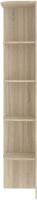 Угловое окончание для шкафа Кортекс-мебель Сенатор КМ32-45 (дуб сонома) -
