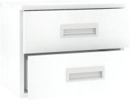 Тумба Кортекс мебель Сенатор КМ08 (белый) -