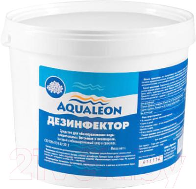 Средство для бассейна дезинфицирующее Aqualeon DB0.5G