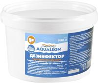Средство для бассейна дезинфицирующее Aqualeon DKM1.5T -