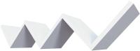 Полка QWERTY Париж / 72001 (белый) -