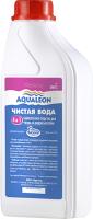 Средство для очистки бассейна Aqualeon Чистая вода 4в1 / OW1L -