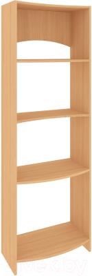 Стеллаж Кортекс-мебель КМ30 волна