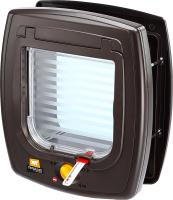 Откидная дверца для животных Ferplast Swing 7 Set / 72104012 (коричневый) -