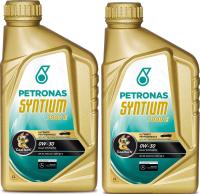 Моторное масло Petronas Syntium 7000 E 0W30 / 70180GC5EU (2л) -