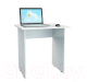 Письменный стол MFMaster Милан-2 / МСТ-СДМ-02-БТ-16 (белый) -