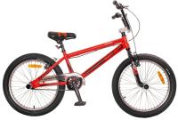 Велосипед Black Aqua Х-Jump 20 / GL-603V (красный/черный) -