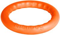 Тренировочный снаряд для животных Collar PitchDog 30 62384 (оранжевый) -