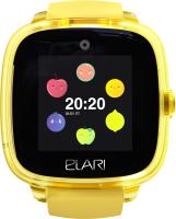 Умные часы детские Elari KidPhone 4 Fresh / KP-F (желтый) -