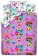 Комплект постельного белья Непоседа L.O.L. Surprise! Neon Glow / 651787 -
