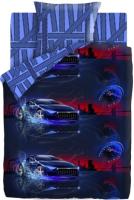 Комплект постельного белья Непоседа 4YOU 3D Форсаж / 443076 -