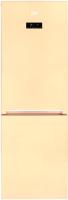 Холодильник с морозильником Beko CNKR5321E20SB -