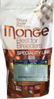 Корм для собак Monge BWild Dog Adult Wild Boar (15кг) -