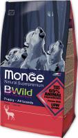 Корм для собак Monge BWild Puppy Deer (2.5кг) -