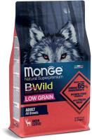 Корм для собак Monge BWild Adult Deer (2.5кг) -