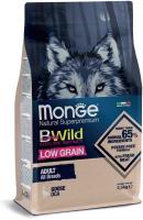 Корм для собак Monge BWild Adult Goose (2.5кг) -