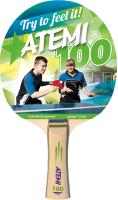 Ракетка для настольного тенниса Atemi 100 CV -