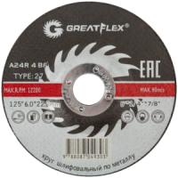 Шлифовальный круг Cutop Profi Greatflex 40017т -