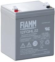 Батарея для ИБП Fiamm 12FGHL22 (12V/5 А/ч) -
