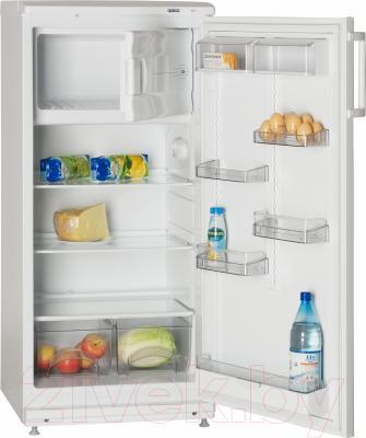 Холодильник с морозильником ATLANT МХ 2822-80 - камеры хранения