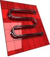 Полотенцесушитель водяной Двин M с полочкой 50x50 (1
