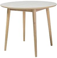 Обеденный стол Signal Nelson 90 (дуб медовый) -