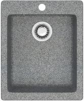 Мойка кухонная Berge BR-4200 (графит) -