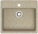 Мойка кухонная Berge BR-5750 (песочный) -