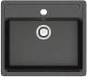 Мойка кухонная Berge BR-5750 (черный) -