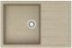 Мойка кухонная Berge BR-7603 (песочный) -