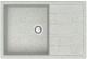 Мойка кухонная Berge BR-7603 (серый) -