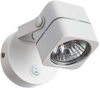 Спот Arte Lamp Lente A1314AP-1WH -