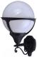 Бра уличное Arte Lamp Monaco A1491AL-1BK -