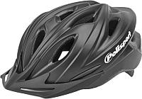 Защитный шлем Polisport Purus M 52/58 / 8738900010 (черный) -