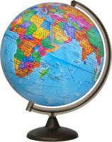 Глобус Глобусный мир Политический с подсветкой / 10031 -