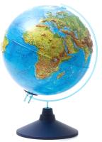 Глобус интерактивный Globen Физико-политический с подсветкой / 12500287 -