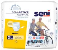 Трусы впитывающие для взрослых Seni Active Normal Extra Large (10шт) -