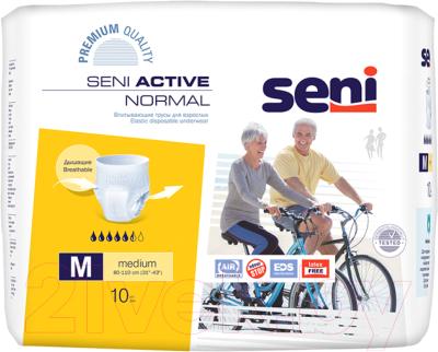 Трусы впитывающие для взрослых Seni Active Normal Medium