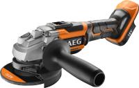 Профессиональная угловая шлифмашина AEG Powertools BEWS18-125BL-0 (4935464414) -